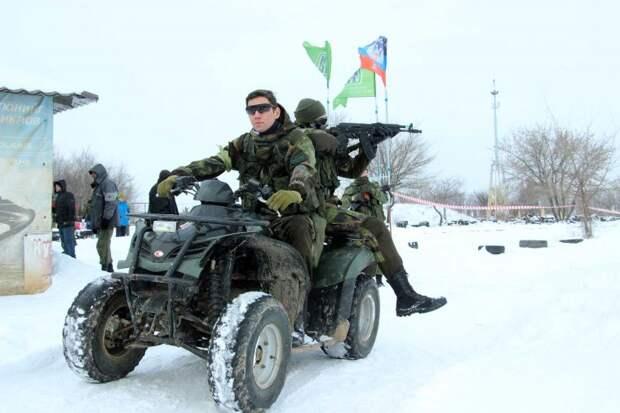 ВДонецке состоялся турнир пострайкболу (ФОТО, ВИДЕО)