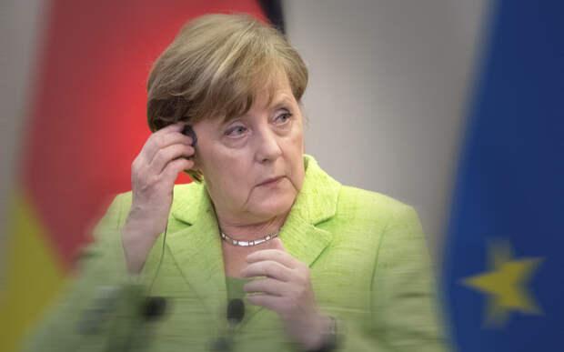 Меркель заявила, что для немцев 22 июня 1941 года — это повод для стыда
