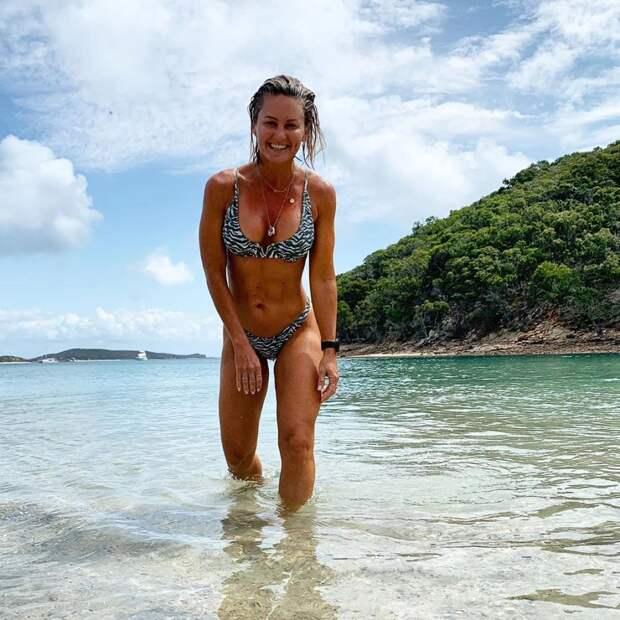 8 секретов похудения отавстралийки, которая в43 года выглядит лучше, чем в20