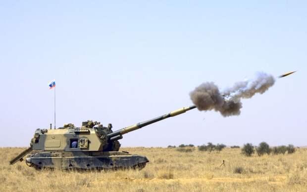 В России пройдут испытания новейших высокоточных снарядов для гаубиц