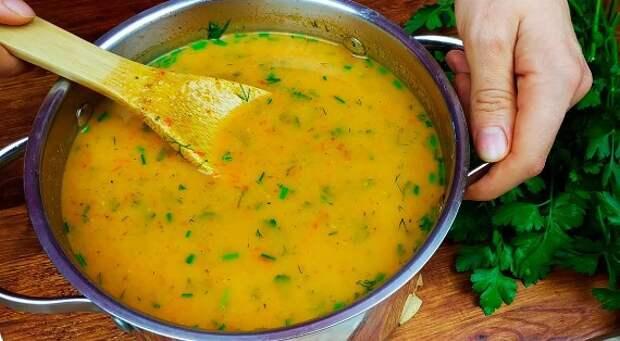 Шёлковый суп. Ещё никто не догадался из чего он приготовлен 2