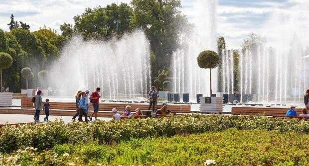 Собянин открыл фестиваль «90 лет Парку Горького»/Фото: mos.ru