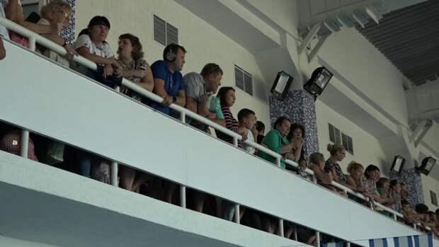 Открытие чемпионата и первенства Севастополя по плаванию