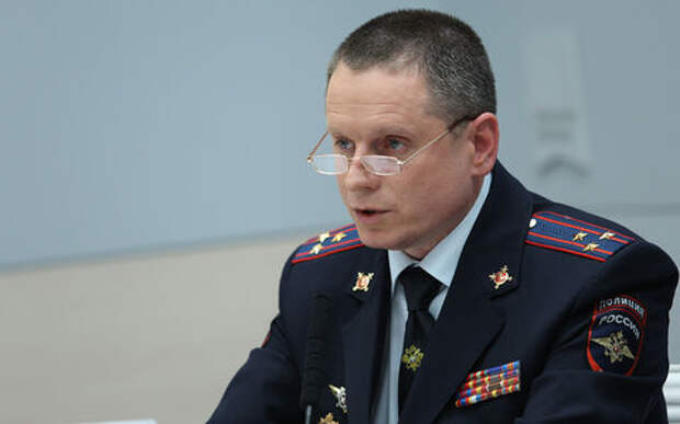 Глава столичной Госавтоинспекции Коваленко подал в отставку