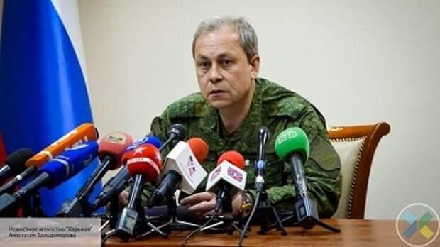 Эдуард Басурин: В случае продолжения провокационных действий, мы будем вынуждены дать адекватный ответ