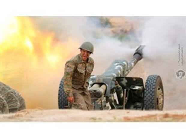 Причина войны в Карабахе