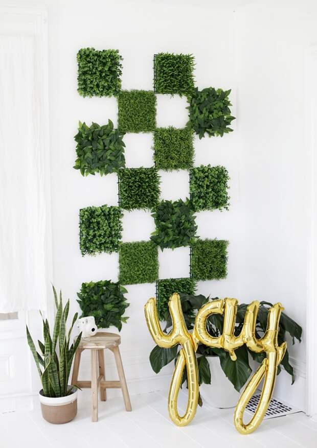 Травяная стенка
