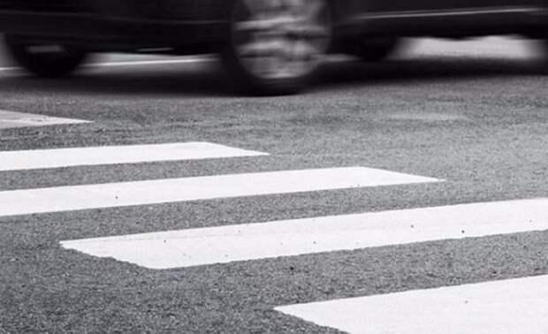 Двух девочек сбили на пешеходном переходе в Караганде