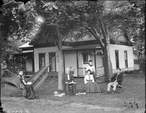 Как поднималась американская целина. Архивные фотографии пионеров Великих равнин конца 19-го века 21