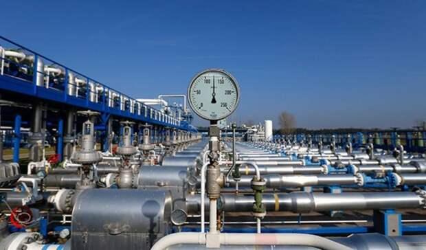Резко сократился экспорт российского газа вапреле 2020
