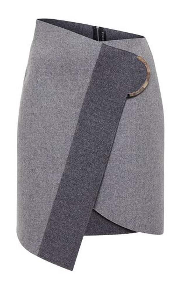 Нескучные офисные юбки (подборка)