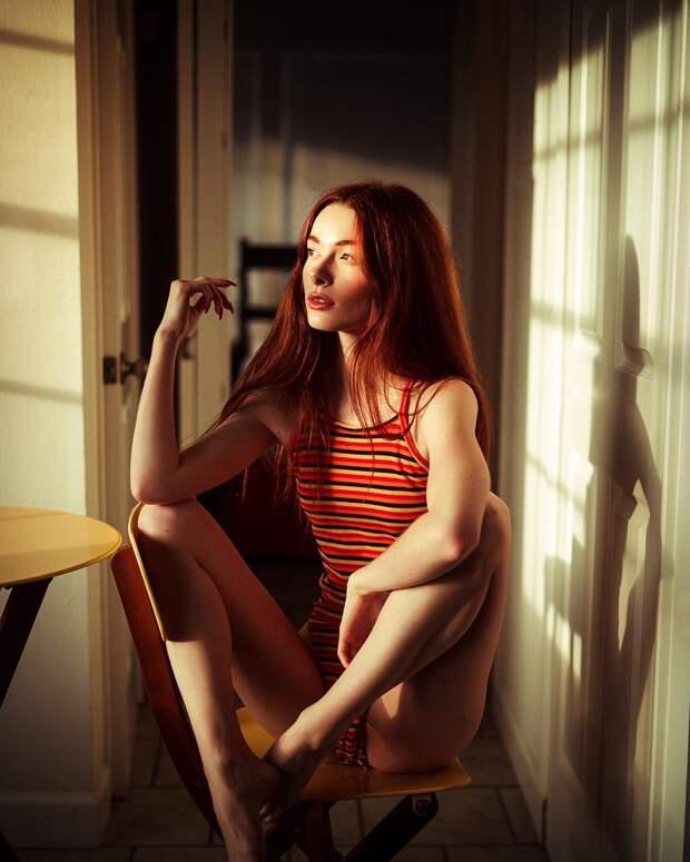 Чувственные фотографии девушек Рида Уолчла