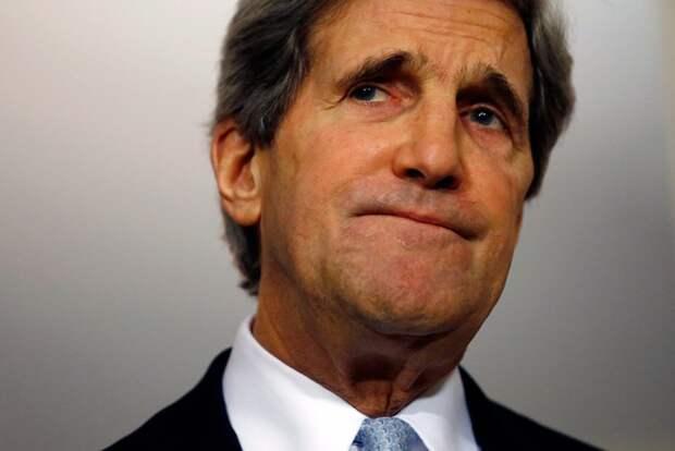 Керри: Боевики-сунниты в Ираке намереваются использовать захваченные ими территории для подготовки удара по США