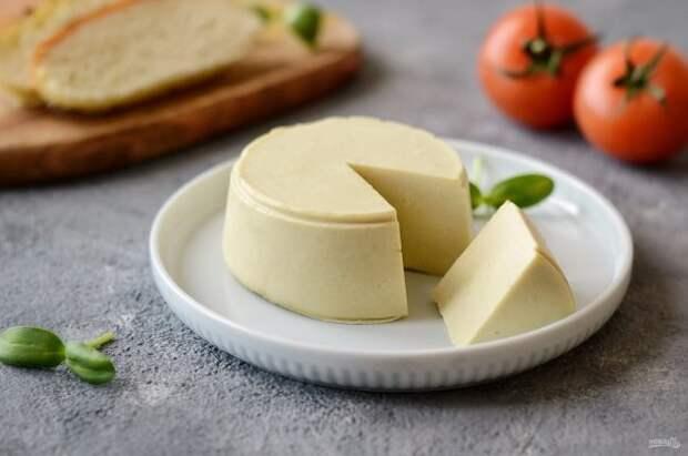 Постный сыр в домашних условиях