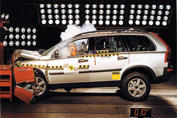 Чем болеет «бегемот» ( Volvo ХС90 )?