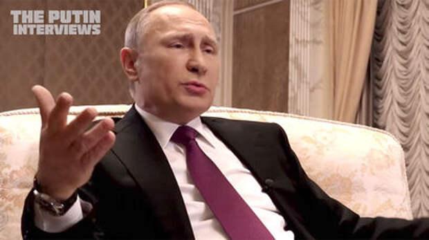 Путин рассказал о вмешательстве США в президентские выборы в России