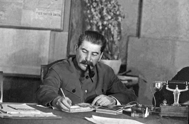 Cпасение мира от гибели доказало, что дело Сталина было справедливым и правым