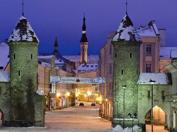 Почему крошечная Эстония оставила позади огромную Россию?