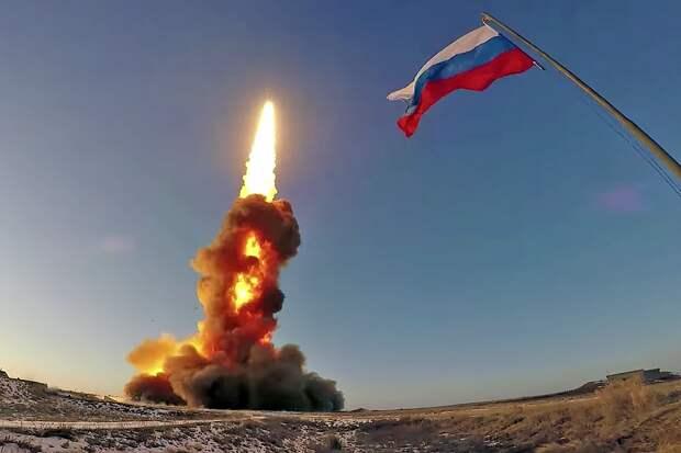 Россия успешно испытала новую ракету системы ПРО