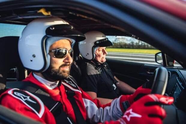 Слепая скорость: как остаться за рулём, потеряв зрение