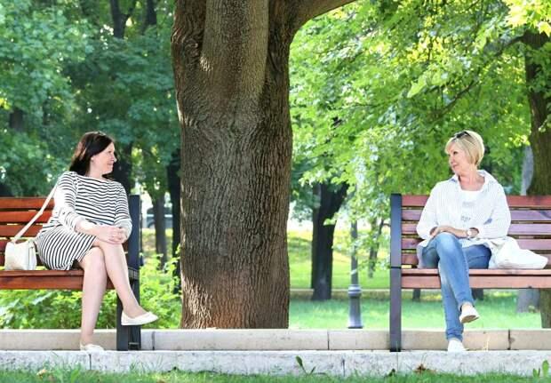 Дружинники проверяют соблюдение антиковидных мер в парках района