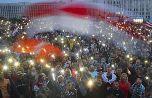 События Беларуси за последние 2 недели в фотографиях