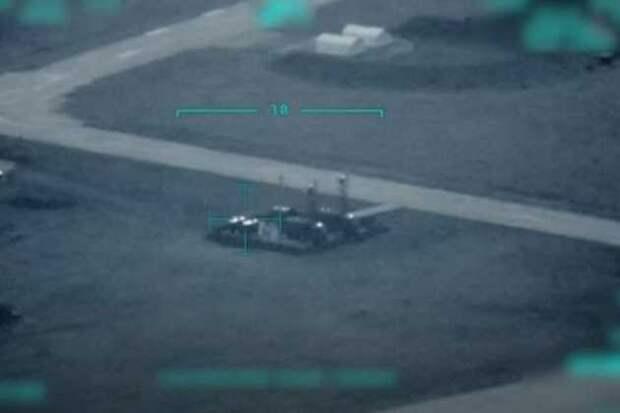 Турецкий дрон вошел в воздушное пространство Крыма и сфотографировал ПВО РФ