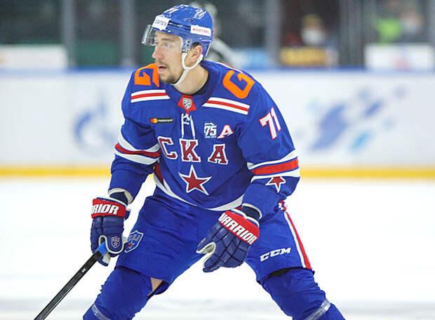 Юханссон засушил «Спартак». Первый гол СКА забил после грубой ошибки соперника, второй – четко реализовав большинство