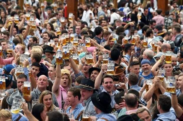 В Германии отказались от проведения фестиваля «Октоберфест» в этом году