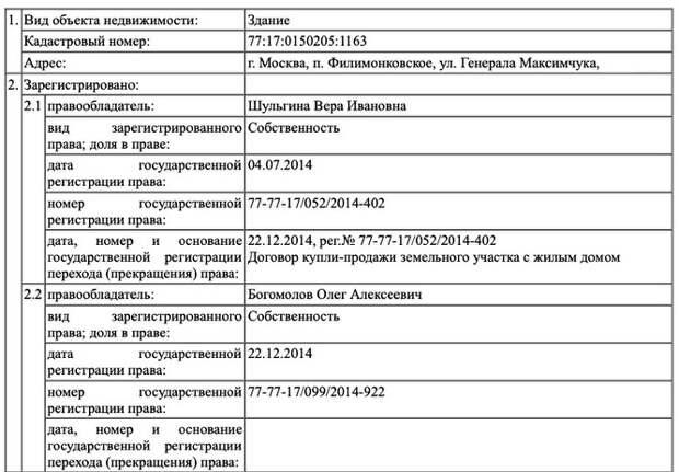 «Беру в долг, помогают люди» Бывший губернатор купил коттедж в Москве стоимостью более 30 своих годовых зарплат
