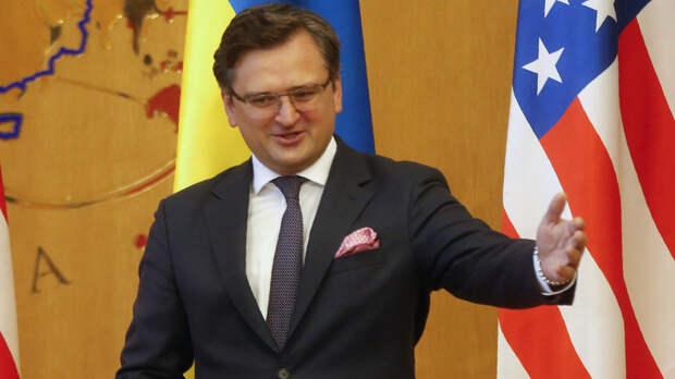 Кулеба рассказал о сферах взаимодействия США и Украины