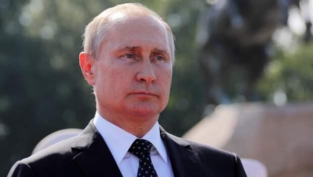 Путин: «Нападения на школы начались после трагических событий в США»