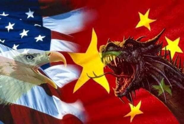 Китай нанес по США ответный удар: Америка полностью повержена