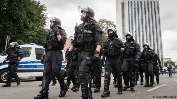 Недочеты охраны Навального в Германии