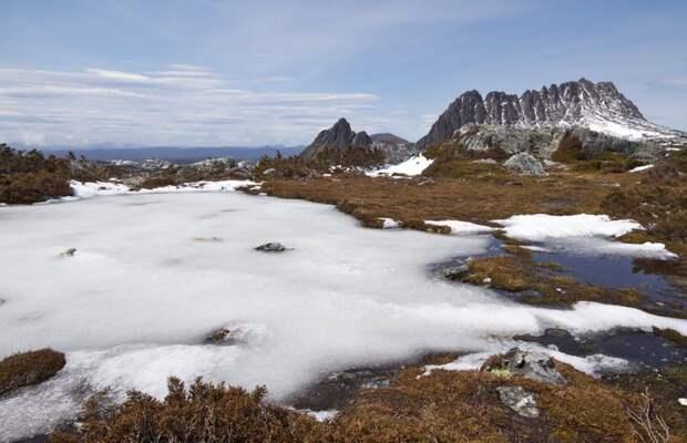 самые красивые горы австралии