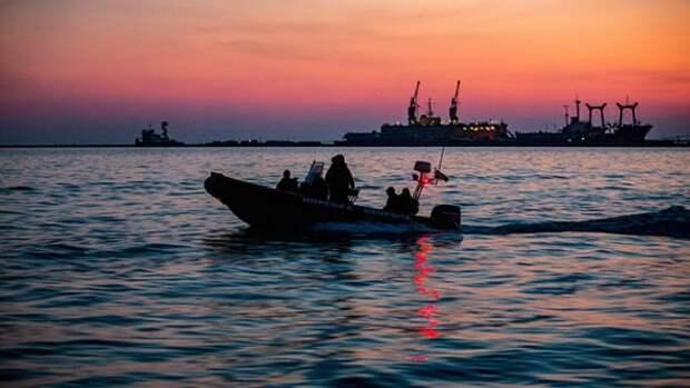 В Крыму предложили экономить взрывчатку и «вычерпать Азовское море»