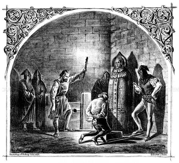 Правда и ложь о «Железной Деве»: существовало ли орудие пыток из «Сонной Лощины» Бёртона?