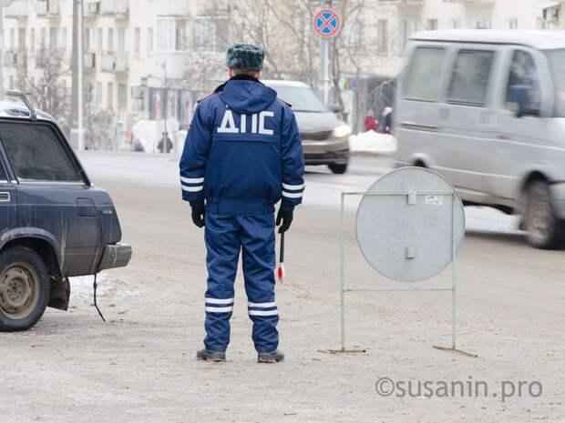 В Удмуртии инспектора ДПС обвинили в попытке получить взятку от пьяного водителя