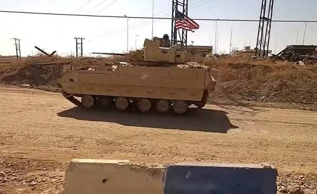 Дамаск раскрыл масштабы грабежа американцами сирийской нефти