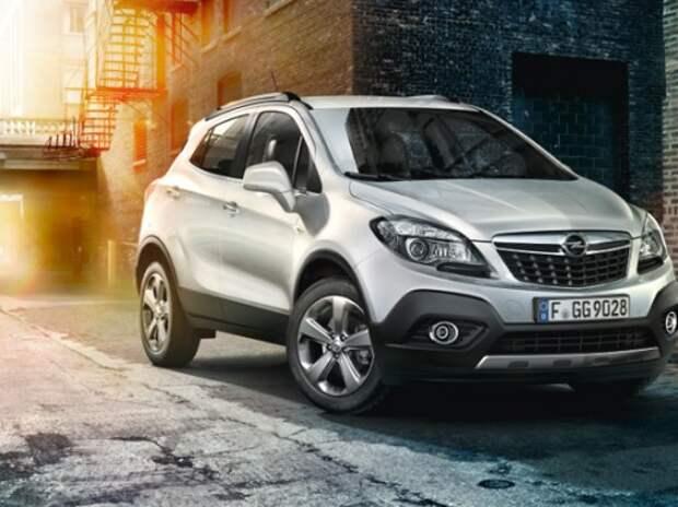 GM снизила цены на автомобили Opel 2014 года выпуска на 2 недели