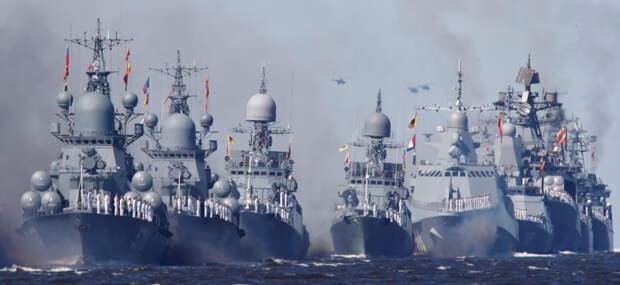 Рейтинг ТОП 10 самых лучших флотов мира в 2021 году