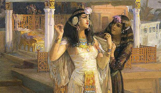 Почему Клеопатра стала женой сразу двух своих братьев и другие незаурядные факты о царице Египта