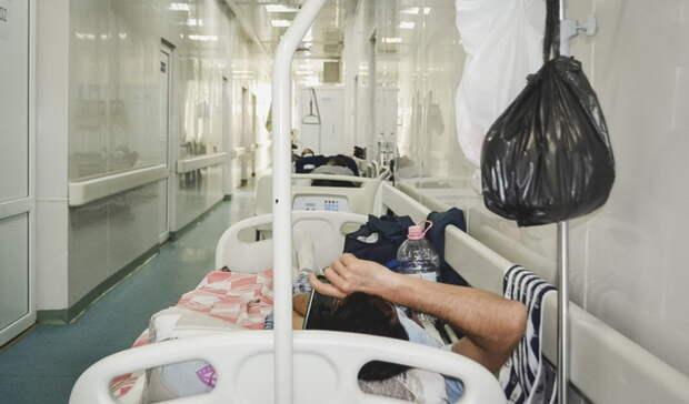 Впервые загод вОмской области нашли больше 100 случаев коронавируса