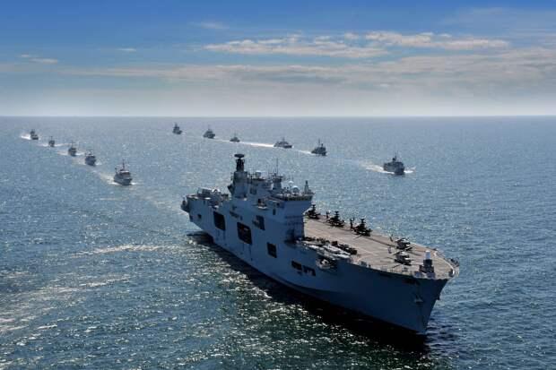 Капитан Дандыкин порекомендовал ВМФ готовиться к новым провокациям со стороны США
