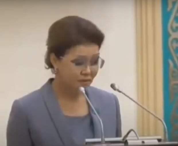 ЦИК Казахстана прекратил депутатские полномочия дочери Назарбаева