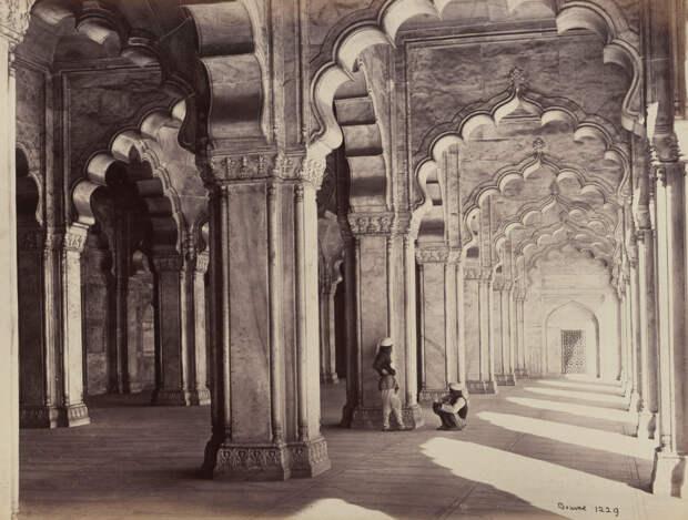 Albom fotografii indiiskoi arhitektury vzgliadov liudei 42