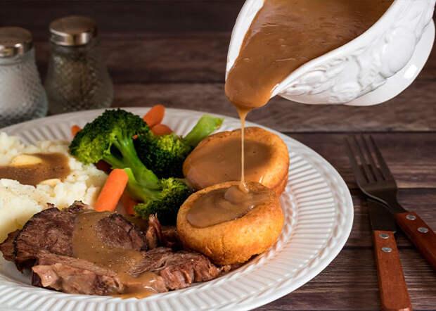 Больше, чем еда. Или как жаркое - стало достоянием Великой Британии.