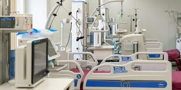НИИ Склифосовского начал прием пациентов с подозрением на коронавирус. Фото: mos.ru
