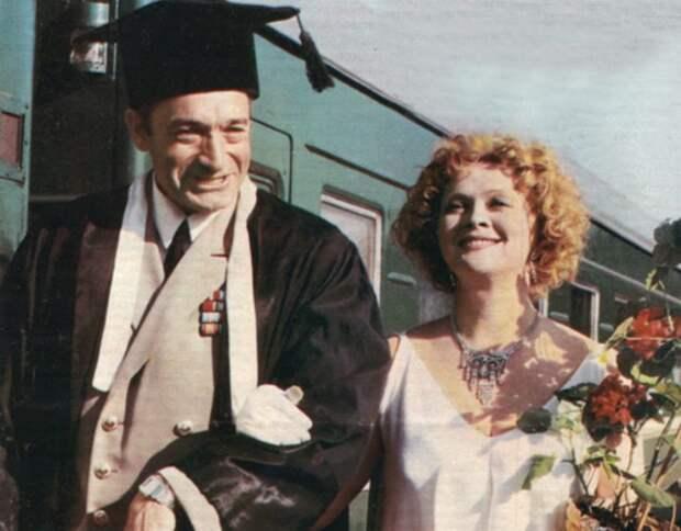 Кадр из фильма *Аэлита, не приставай к мужчинам*, 1988   Фото: kino-teatr.ru