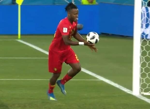Бельгийский футболист стал мемом